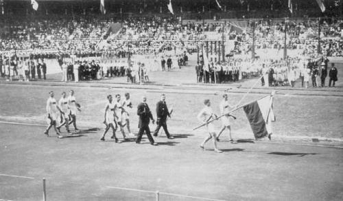 История спорта олимпийских игр