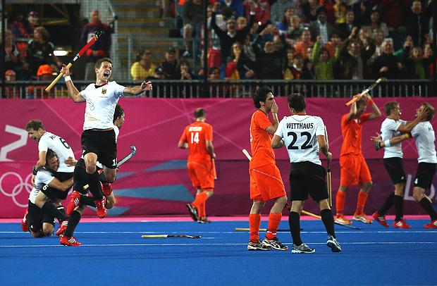 Хоккей на траве на олимпиаде лондон 2012
