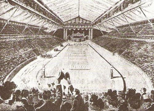 II Олимпийские игры Париж 1900