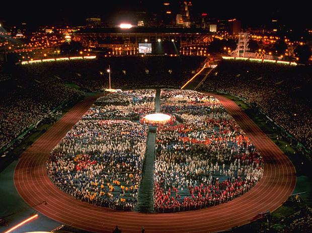 Олимпиада атланта 1996 ости с
