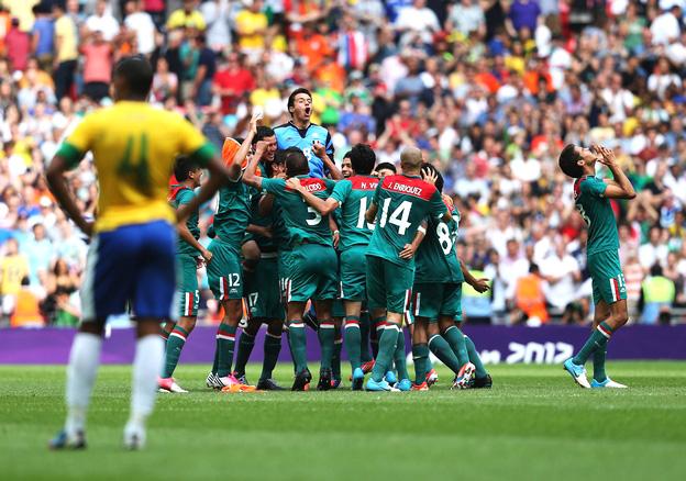 Футбол на олимпиада-2012