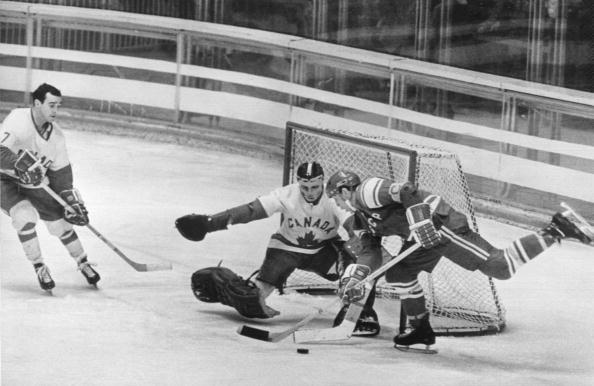1968 Winter Olympics hockey