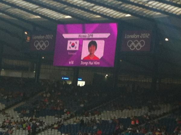 женский футбол КНДР флаг Кореи