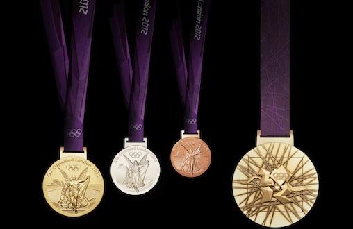 медали летних олимпийских игр 2012 в Лондоне