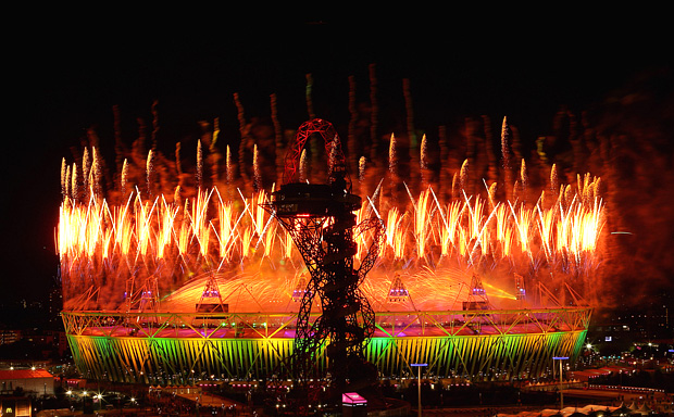 лондон 2012 церемония закрытия