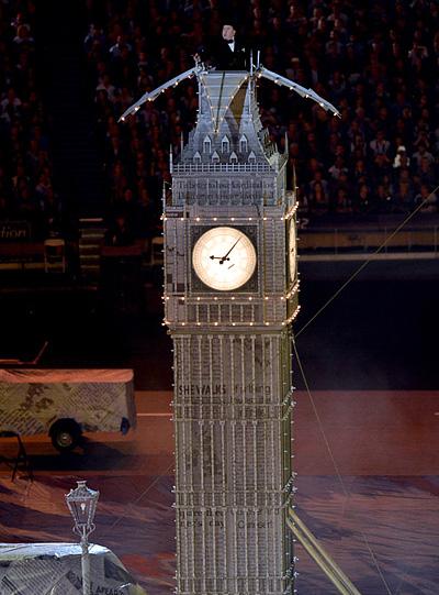 Церемония закрытия XXX летних олимпийских игр