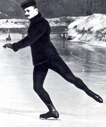 Николай Панин-коломенкин - первый олимпийский чемпион России