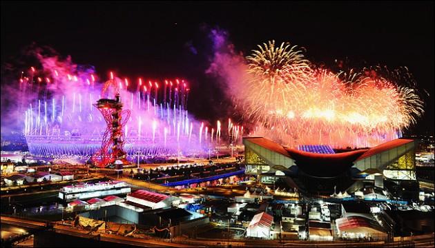 церемония открытия олимпиады в лондоне 2012