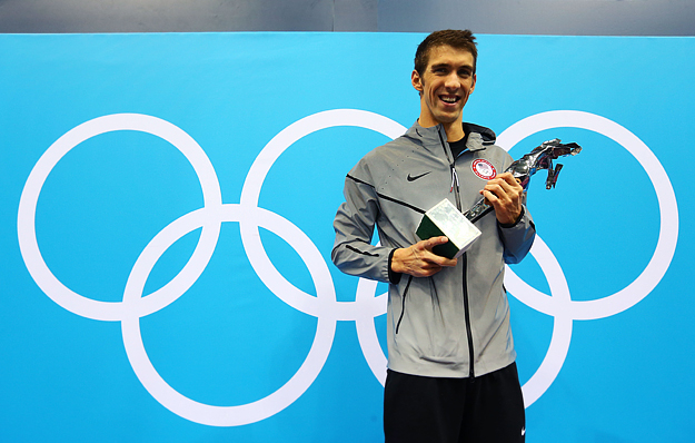 Майкл Фелпс Лондон 2012 Michael Fred Phelps London 2012